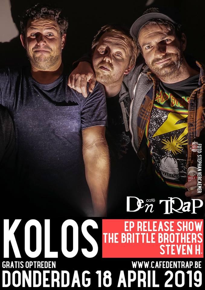 EP-voorstelling Kolos