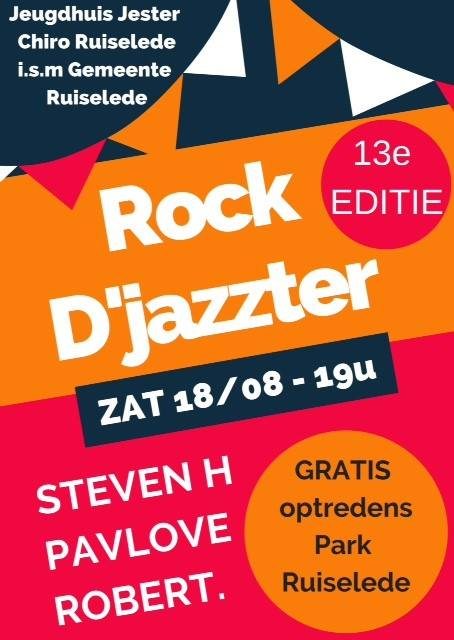 Rock D'jazzter 2018