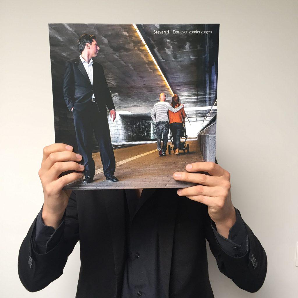 Steven H - Een leven zonder zorgen (vinyl)