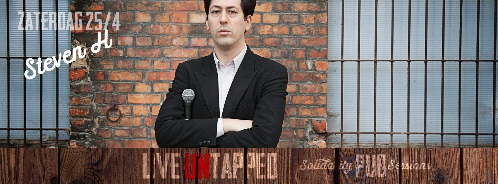 Steven H - Live Untapped
