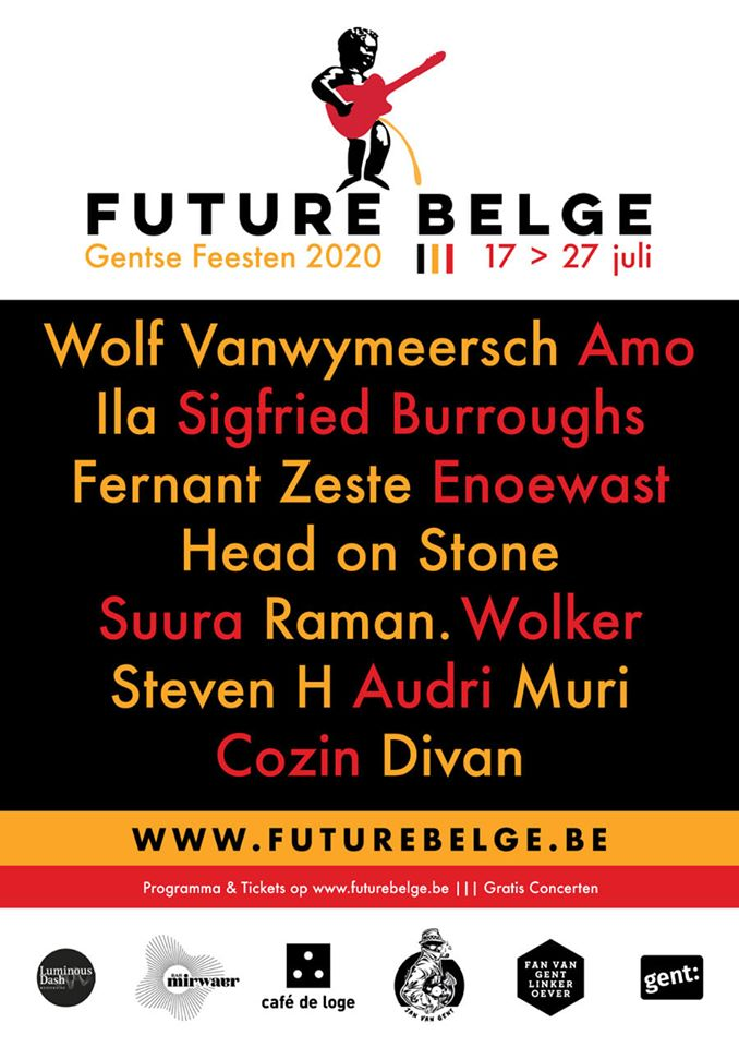 Future Belge - Gentse Feesten 2020