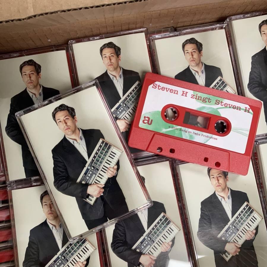 Steven H zingt Steven H - cassette